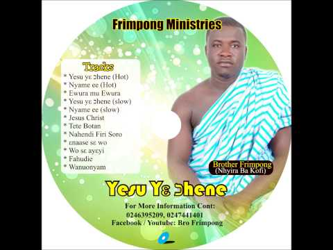 Yesu waye me odehye Video By Bro Frimpong 0246395209