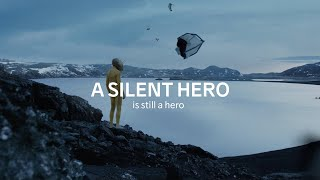 A silent hero is still a hero