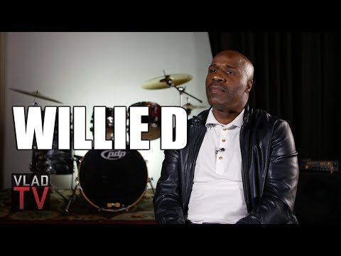 Willie D Speaks on Having Multiple Physical Altercations with Bushwick Bill (Part 7)