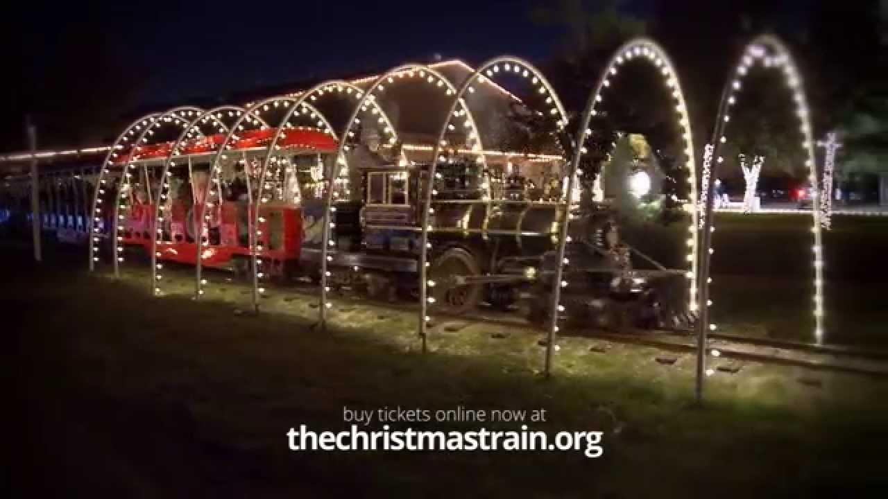 christmas train commercial - The Christmas Train