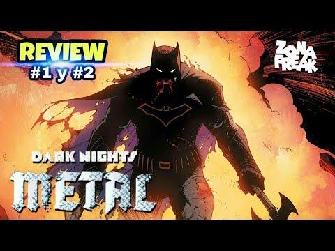 BATMAN METAL #1 y #2 - Review (Batman Day) | Zona Freak