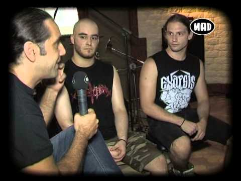Volbeat, Blackmore, Blood Ceremony & Kamelot (TV War 22.7.13)