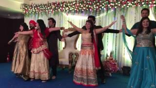 Tenu leke main jawanga | Wedding Sangeet Choreography