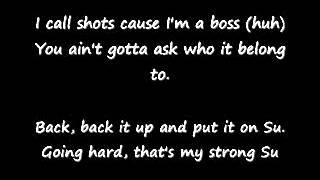 John Hart - Who Booty lyrics