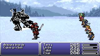 46 - Walkthrough FR l Final Fantasy VI l Partie 10 : La Bataille de Narshe