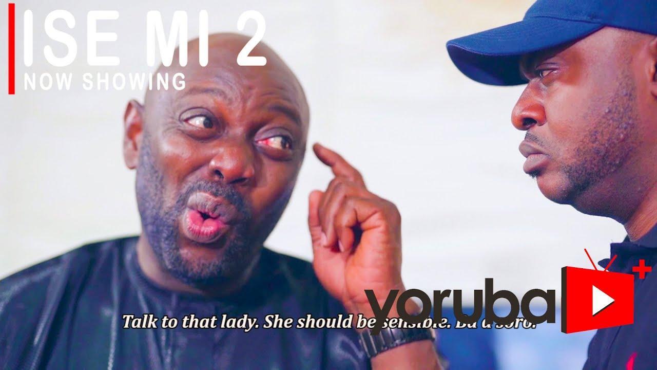 Download Ise Mi 2(My Job)Latest Yoruba Movie 2021 Drama Starring Odunlade Adekola | Dayo Amusa | Segun Arinze