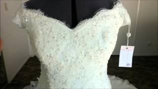 REVIEW Ieie Bridal Etsy Custom Wedding dress!!
