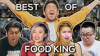 Food King Singapore: FUNNIEST Moments | Clapbacks, Jokes, And Singing!