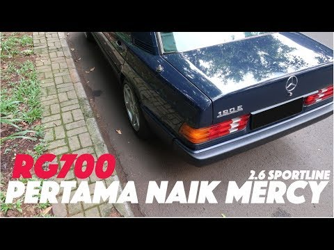 Naik Mercedes Benz Langka Di INDONESIA !!! - CARVLOG