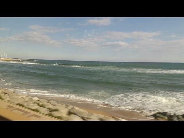 Temporal de gregal al Maresme - El Masnou - Març 2021