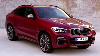 2019 BMW X4 (M40d) LED Headlights & Tail Lights