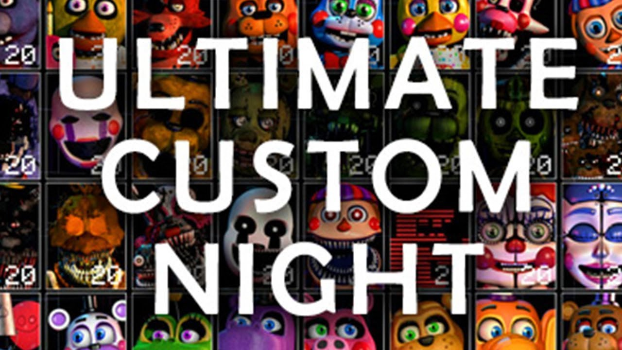 Indiewatch – Five Nights at Freddy's Ultimate Custom Night