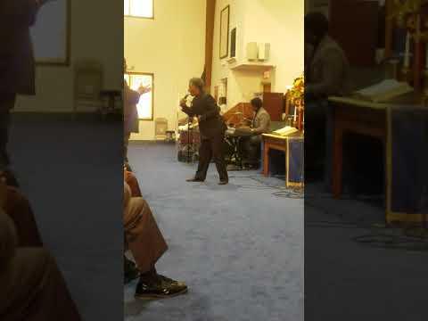 Bro Robert Wilson & St. John Missionary Baptist Church Male Choir.