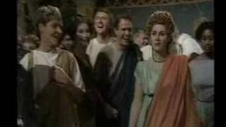 I, Claudius, Messalina competes with prostitute