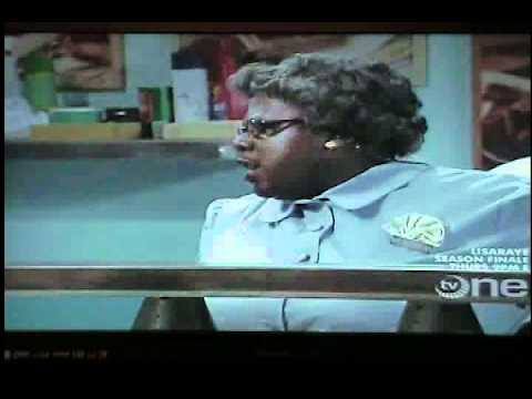 Cedric The Entertainer Presents- cafeteria lady at school