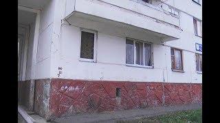 Заброшенная квартира в Нижнекамске