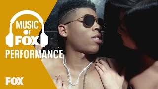 "Hakeem Lyon Performs ""Got That Work"" 