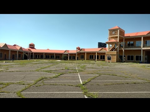 (Abandoned/Encounter) A Visit to Fort Chiswell Outlets (Burnt Down)