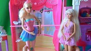 Видео с куклами Барби, Челси хочет научиться танцевать балет, и стать балериной как Барби(Видео с куклами Барби, Челси хочет научиться танцевать балет, и стать балериной как Барби., 2015-08-19T10:18:33.000Z)
