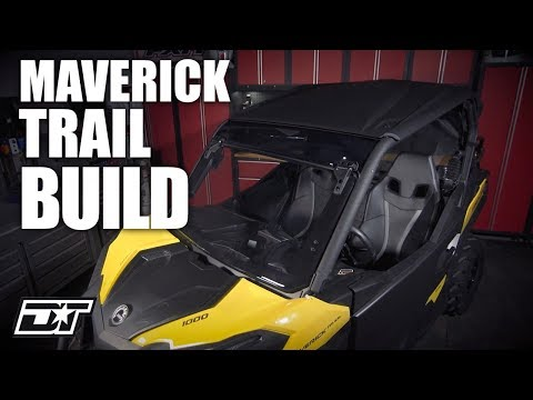 Custom Build Possibilities with the Maverick Trail - YouTube