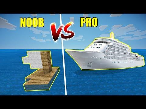 MINECRAFT - NOOB VS PRO (parte 28)