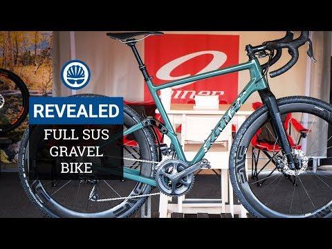 Full Suspension Gravel Bike - Niner's Magic Carpet Ride