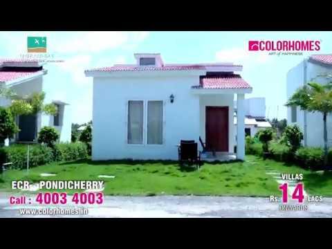 Villa Independent House For Sale In Pondicherry Ecr Ct 044 4003
