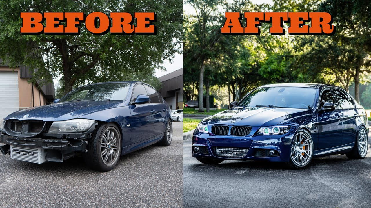 Building A 700HP BMW 335i in 10 Minutes - The Right Way