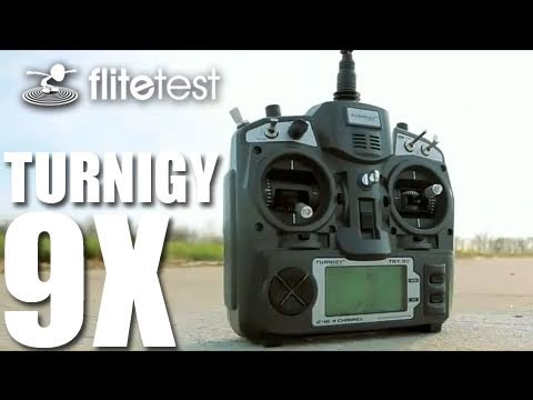 Flite Test - Turnigy 9X - REVIEW