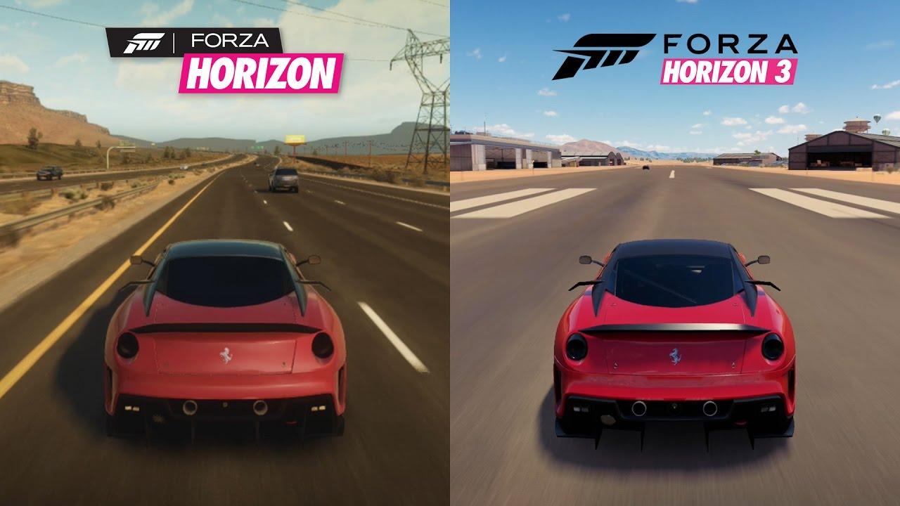 Forza horizon 3 vs forza horizon 2010 ferrari 599xx sound forza horizon 3 vs forza horizon 2010 ferrari 599xx sound comparison vanachro Gallery