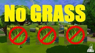FORTNITE [Disable Grass And Shadow] New season 5 !!! 10 + FPS For free