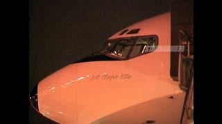 [Music] John Travolta gets Pissed at Me His 707 & Qantas 1st 707