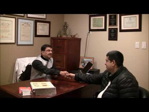 Video testimonial for Natural Medicine & Ayurveda Clinic - 1