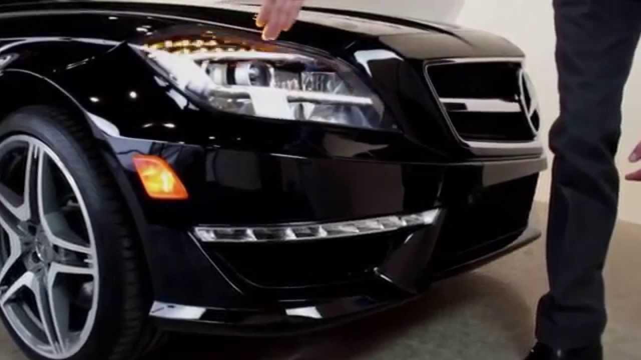 SOLD - 2013 Mercedes-Benz CLS 63 AMG | Walkaround | Nationwide ...