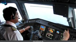 Flight Quito Loja Ecuador Embraer 190 Tame - HD