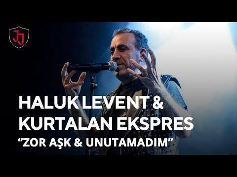 JOLLY JOKER ANKARA -  KURTALAN EKSPRES & HALUK LEVENT - ZOR AŞK - UNUTAMADIM