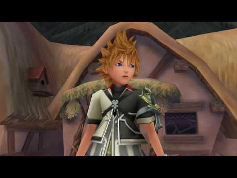 Kingdom Hearts Birth by Sleep] Ventus' Story, All Cutscenes 1080 PPSSPP