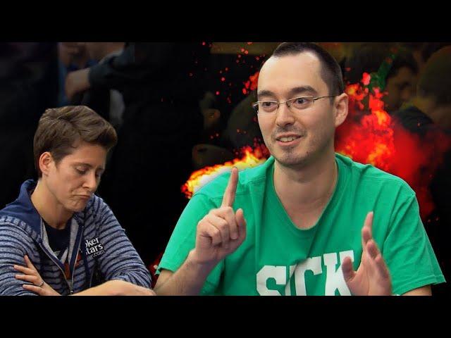 The Most TILTING Poker Player EVER ♠️ Best Poker Clips ♠️ PokerStars