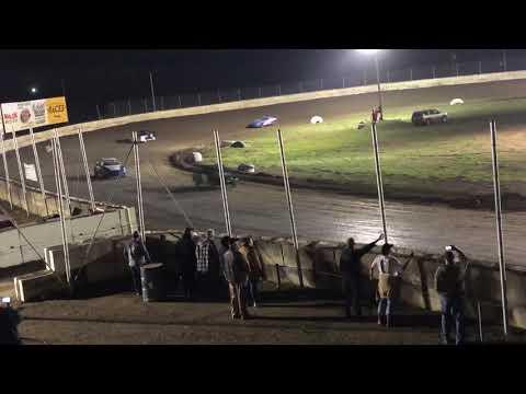 4/12/2019 Humboldt Speedway Feature Win !!