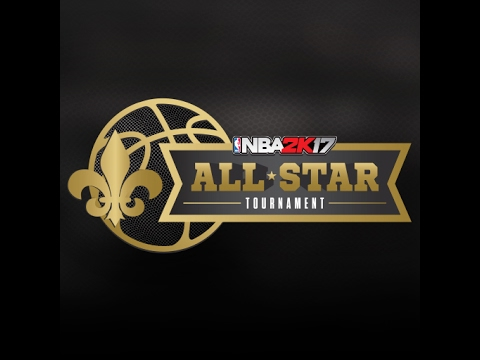 NBA 2K17 All-Star Tournament Championship Livestream