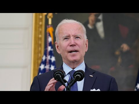 The U.S. making it easier for Americans to get vaccinated | Biden on COVID-19