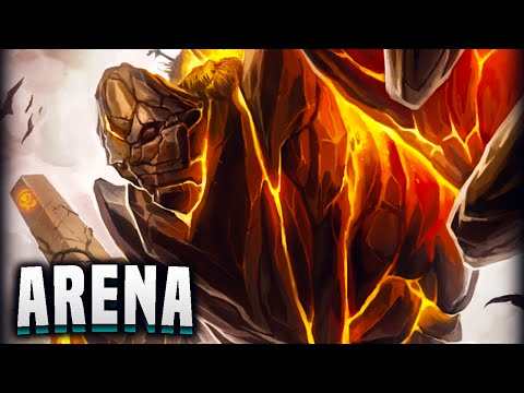 I Don't Even Know Anymore! (Geb Tank Build) - SMITE Geb Arena Gameplay
