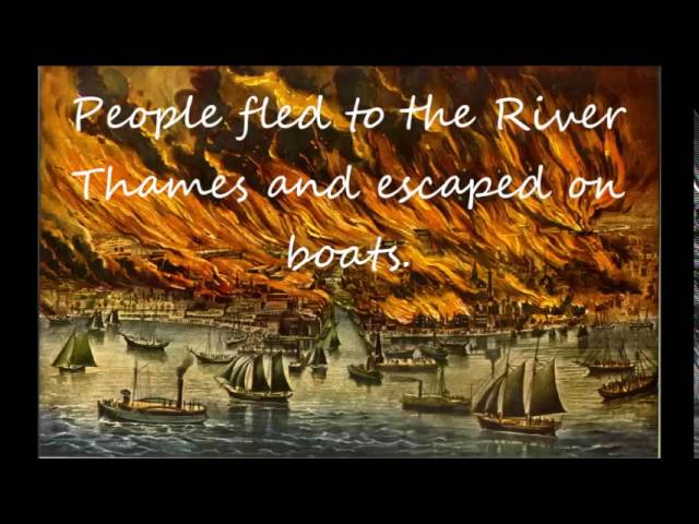 Year Two and the Great Fire!