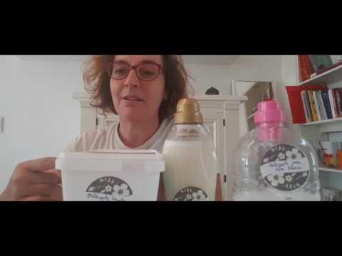Ecológico y económico. Detergente y limpiador caseros.