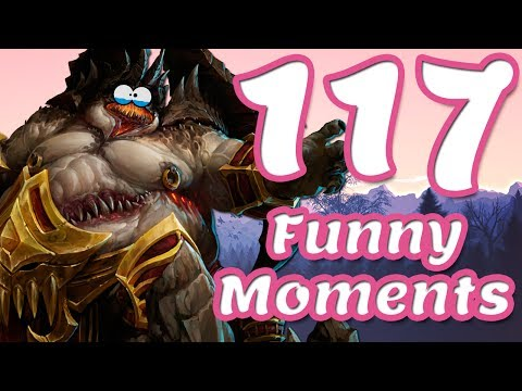 Heroes of the Storm: WP and Funny Moments #117