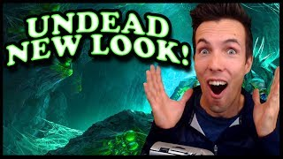 Grubby | Reforged NEW Patch - Undead!