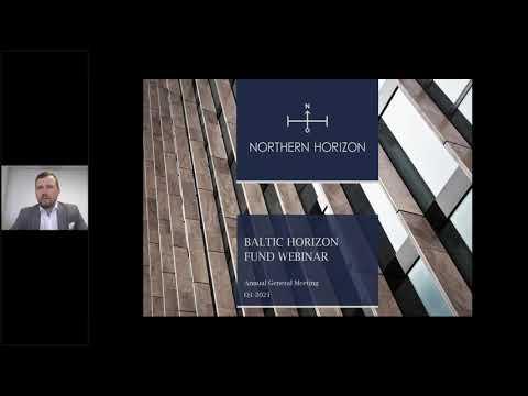 Annual General Meeting of Baltic Horizon Fund 2021