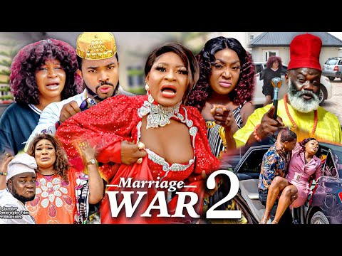 Download MARRIAGE WAR SEASON 2 (New Movie) DESTINY ETIKO 2021 Latest Nigerian Nollywood Movie 720p