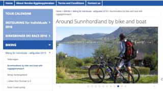 How to Plan a Bicycle Road Trip