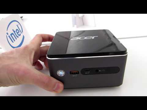 Acer Revo Cube mini desktop PC